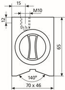 Immagine per la categoria Basi magnetiche 815 Y