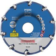Immagine per la categoria High Speed Disc ALUMASTER HSD-F