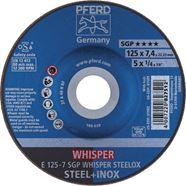 Immagine per la categoria SGP WHISPER STEELOX