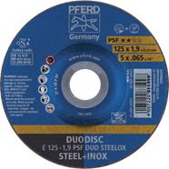 Immagine per la categoria Disco a uso combinato PSF DUODISC STEELOX