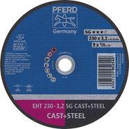 Immagine per la categoria SG CAST + STEEL