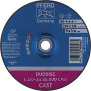 Immagine per la categoria Disco a uso combinato SG DUODISC CAST