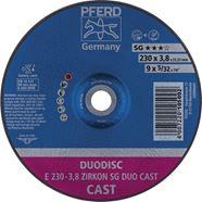 Immagine per la categoria Disco a uso combinato ZIRKON SG DUODISC CAST