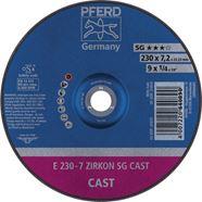 Immagine per la categoria Versione a centro depresso E (forma 27)