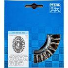 Immagine di PFERD Spazzole a disco, filo ritorto POS RBG 12512/22,2 CT INOX 0,50