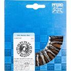 Immagine di PFERD Spazzole a disco, filo ritorto POS RBG 12512/M14 CT INOX 0,35