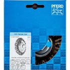 Immagine di PFERD Spazzole coniche con foro filettato, filo ritorto POS KBG 11515/M14 CT INOX 0,50