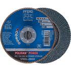 Immagine di PFERD Disco lamellare POLIFAN PFC 150 Z 40 SG POWER STEELOX