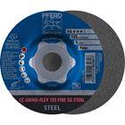 Immagine di PFERD disco da sbavo CC-GRIND CC-GRIND-FLEX 125 SG STEEL FINE