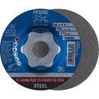 Immagine di PFERD disco da sbavo CC-GRIND CC-GRIND-FLEX 115 SG STEEL COARSE