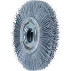 Immagine di PFERD Spazzole a disco, filo non ritorto POS RBU 15025/AK32-2 SiC 320 0,55