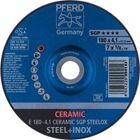 Immagine di PFERD Dischi da sbavo E 180-4,1 CERAMIC SGP STEELOX