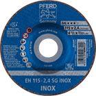Immagine di PFERD Dischi da taglio EH 115-2,4 SG INOX