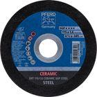 Immagine di PFERD Dischi da taglio EHT 115-1,6 CERAMIC SGP STEEL