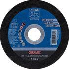 Immagine di PFERD Dischi da taglio EHT 115-2,0 CERAMIC SGP STEEL