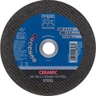 Immagine di PFERD Dischi da taglio EHT 180-2,5 CERAMIC SGP STEEL