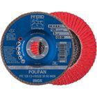 Immagine di PFERD Disco lamellare POLIFAN PFC 125 CO-FREEZE 50 SG INOX
