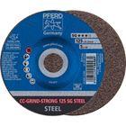Immagine di PFERD disco da sbavo CC-GRIND CC-GRIND-STRONG 125 SG STEEL