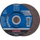 Immagine di PFERD Dischi da sbavo E 115-7 CERAMIC SG COMFORT STEEL