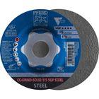 Immagine di PFERD disco da sbavo CC-GRIND CC-GRIND-SOLID 115 SGP STEEL