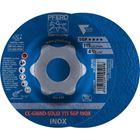 Immagine di PFERD disco da sbavo CC-GRIND CC-GRIND-SOLID 115 SGP INOX