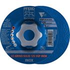 Immagine di PFERD disco da sbavo CC-GRIND CC-GRIND-SOLID 125 SGP INOX