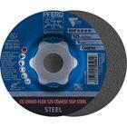 Immagine di PFERD disco da sbavo CC-GRIND CC-GRIND-FLEX 125 COARSE SGP STEEL