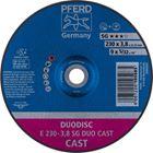 Immagine di PFERD Dischi da taglio E 230-3,8 SG DUO CAST