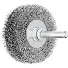 Immagine di PFERD Spazzole a disco con gambo, filo non ritorto RBU 5015/6 ST 0,20