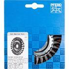 Immagine di PFERD Spazzole a disco, filo ritorto POS RBG 11512/22,2 ST 0,50