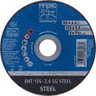 Immagine di PFERD Dischi da taglio EHT 125-2,4 SG STEEL