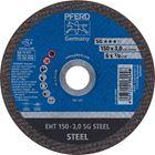 Immagine di PFERD Dischi da taglio EHT 150-3,0 SG STEEL