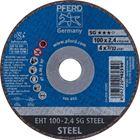 Immagine di PFERD Dischi da taglio EHT 100-2,4 SG STEEL/16,0