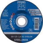 Immagine di PFERD Dischi da taglio EH 125-2,4 SG STEELOX