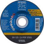 Immagine di PFERD Dischi da taglio EH 125-2,4 PSF STEEL