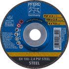 Immagine di PFERD Dischi da taglio EH 100-2,4 PSF STEEL/16,0