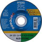 Immagine di PFERD Dischi da taglio EH 125-2,4 PSF ALU+STONE
