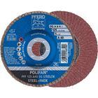 Immagine di PFERD Disco lamellare POLIFAN PFF 125 A 40 SG STEELOX