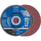 Immagine di PFERD Disco lamellare POLIFAN PFF 125 A 60 SG STEELOX