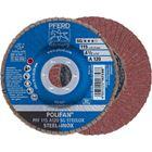 Immagine di PFERD Disco lamellare POLIFAN PFF 115 A 120 SG STEELOX