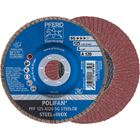 Immagine di PFERD Disco lamellare POLIFAN PFF 125 A 120 SG STEELOX