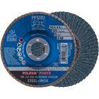 Immagine di PFERD Disco lamellare POLIFAN PFF 125 Z 60 SG POWER STEELOX