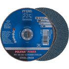 Immagine di PFERD Disco lamellare POLIFAN PFF 180 Z 60 SG POWER STEELOX