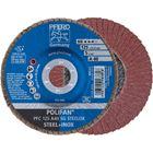 Immagine di PFERD Disco lamellare POLIFAN PFC 125 A 40 SG STEELOX