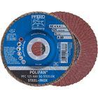 Immagine di PFERD Disco lamellare POLIFAN PFC 125 A 80 SG STEELOX