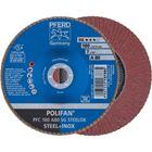 Immagine di PFERD Disco lamellare POLIFAN PFC 180 A 80 SG STEELOX