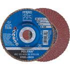 Immagine di PFERD Disco lamellare POLIFAN PFC 125 A 120 SG STEELOX