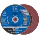 Immagine di PFERD Disco lamellare POLIFAN PFC 180 A 120 SG STEELOX
