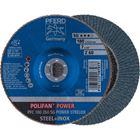 Immagine di PFERD Disco lamellare POLIFAN PFC 180 Z 60 SG POWER STEELOX