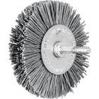 Immagine di PFERD Spazzole a disco con gambo, filo non ritorto RBU 8015/6 SiC 180 0,90